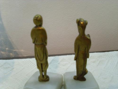 figura bronce figura