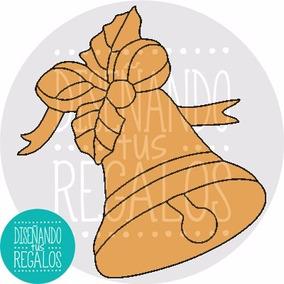 Manualidades De Navidad Campanas.Manualidades Navidenas Por Mayor Adornos Y Decoracion Del