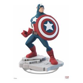 Figura Capitán America - Disney Infinity 2.0 Funko Pop