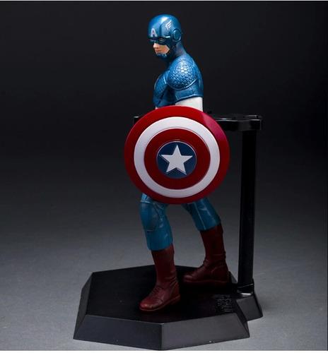 figura capitan america crazy toys 22 cms