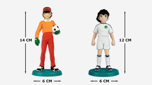 figura colección captain tsubasa super campeones benji price