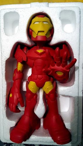 figura colección iron man