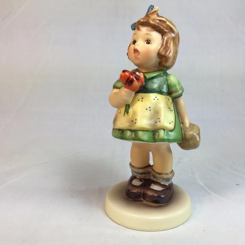 figura coleccionable de porcelana alemana hummel goebel