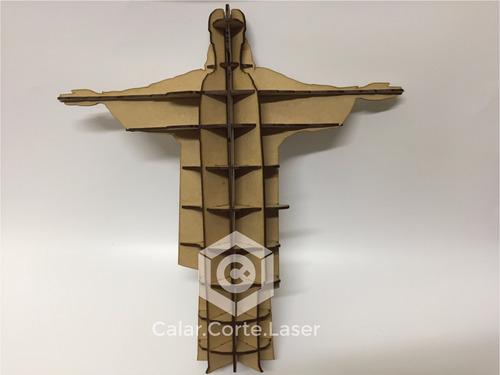 figura cristo redentor fibrofacil monumento