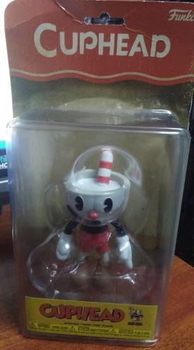 figura cuphead juego funko