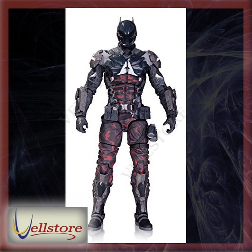 figura dc collectibles batman arkham knight arkham knight