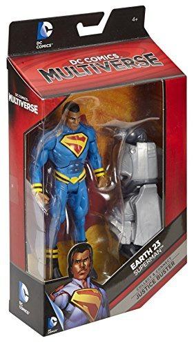 figura dc comics multiverse superman earth 23
