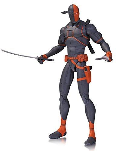 figura dc universe animated son of batman deathstroke