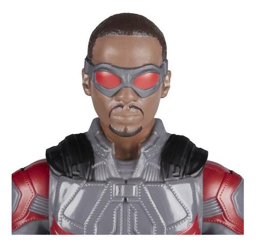 figura de acción avengers marvel's falcon hasbro infinity