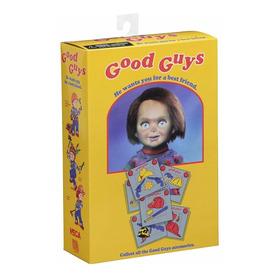 Figura De Acción Chucky Good Guys Ultimate 4 - Neca