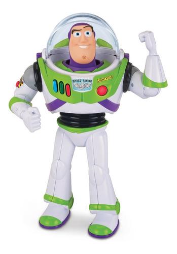 figura de acción de disney pixar toy story buzz lightyear