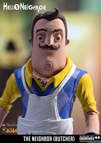 figura de accion de mcfarlane toys hello neighbor the neighb