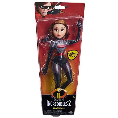 figura de accion de the incredibles 2 elastigirl 11 muñeca