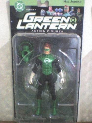 figura de acción linterna verde