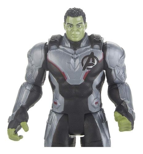 figura de accion marvel avengers hulk muñeco original c/acce