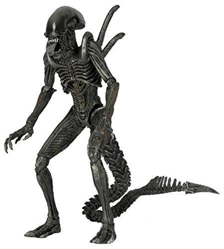 figura de acción neca aliens series 7 avp warrior (escala de