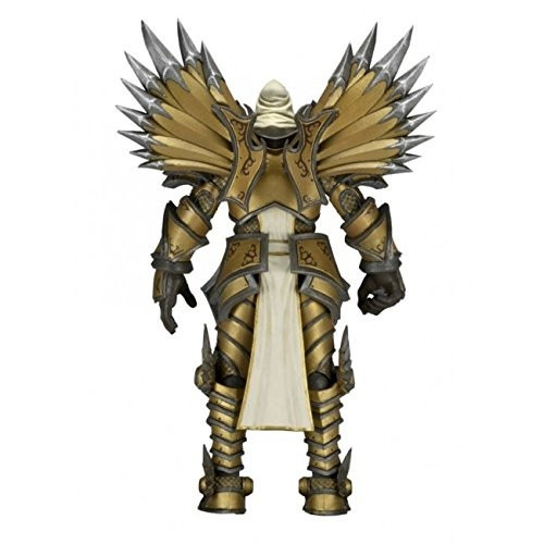 figura de accion neca heroes of the storm tyrael blizzard