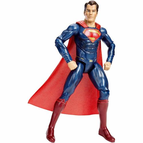 figura de accion supernman dc comics 30cm