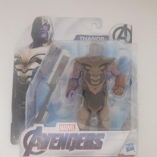 figura de acción thanos avengers endgame marvel