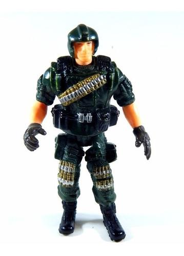 figura de ação 102 - falcon comandos ação gi joe #
