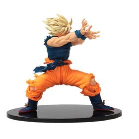 Figura De Colección   Dragon Ball Z Goku Kame Hame Ha
