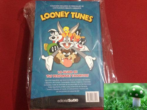 figura de colección marvin el marciano de looney tunes nueva