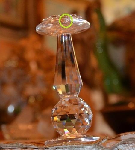figura de cristal de swarovski original.