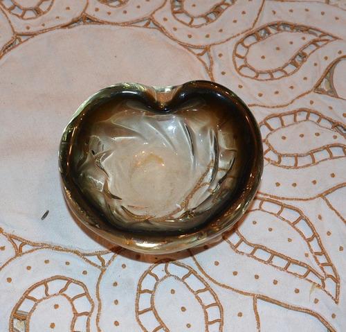 figura de cristal murano pequeña.