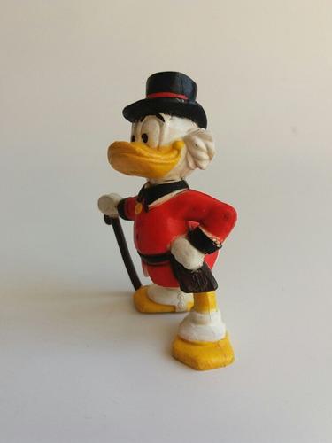 figura de disney tio rico mc pato muñeco de colección