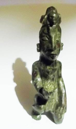 figura de jade, artesanía mexicana, decoración