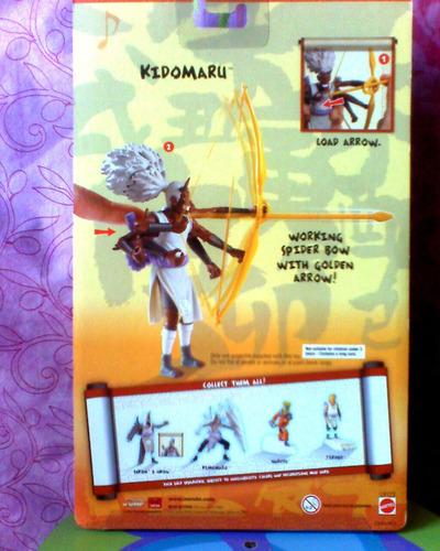 figura de kidomaru shonen jump naruto