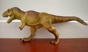 figura de lujo wild safar tyrannosaurus rex