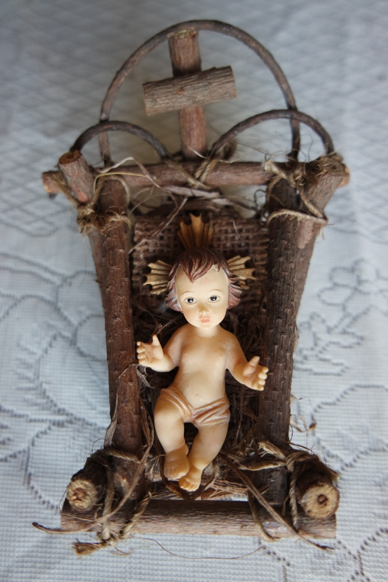 71b1f7336a3 Figura de niño jesús individual navidad santini pesebre cargando zoom jpg  800x1200 Santini nino jesus pesebre