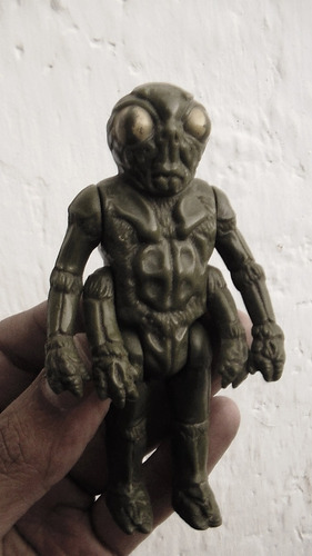 figura de ovion warrior galatica vintage original