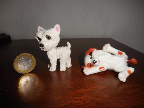 figura de perrito minitura casa de muñeca, dioramas
