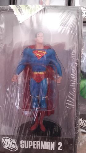figura de plomo superman nuevo en caja ultimo !!