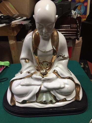 figura de porcelana edicion limitada nadal baño 24 k