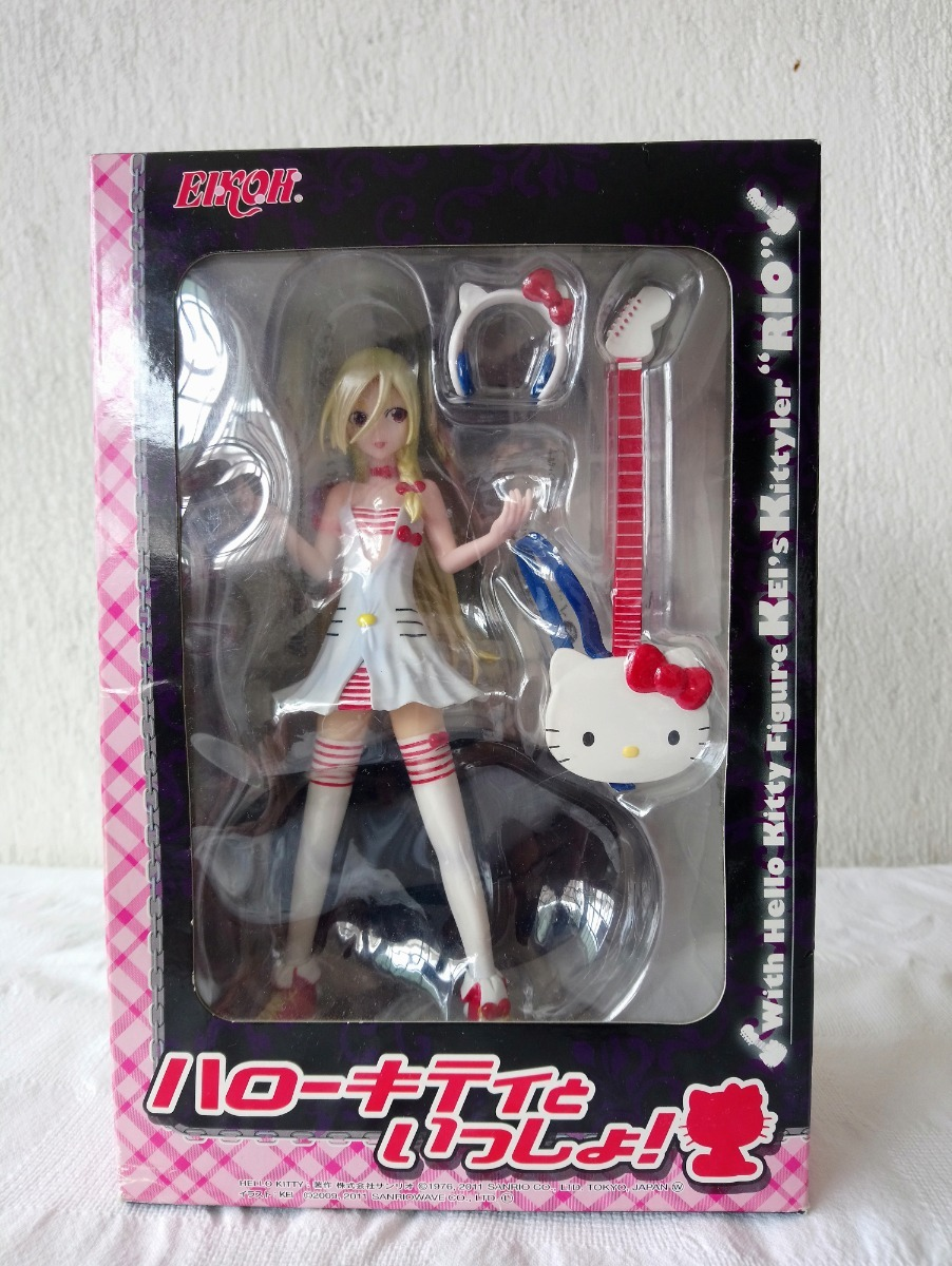 Rio new from Japan F//S NEW Together and figure Hello Kitty