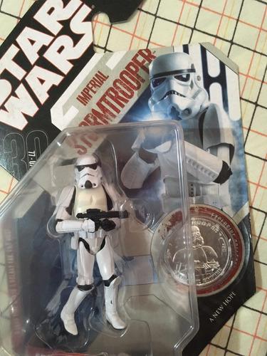 figura de star wars stormtrooper