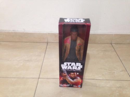 figura de star wars: the force awakens de finn (jakku)