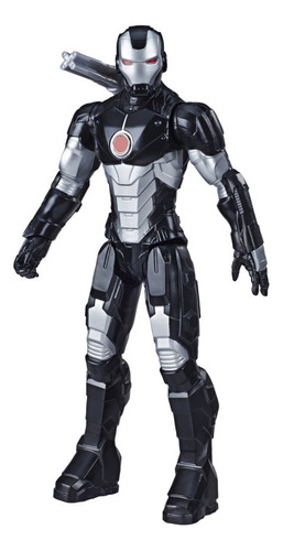 figura de war machine-marvel avengers titan hero series