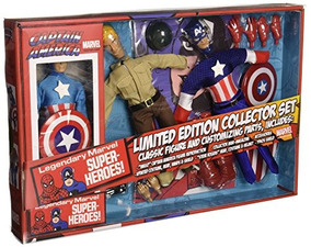 d86ff19b93c93 Capitan America Select en Mercado Libre Chile