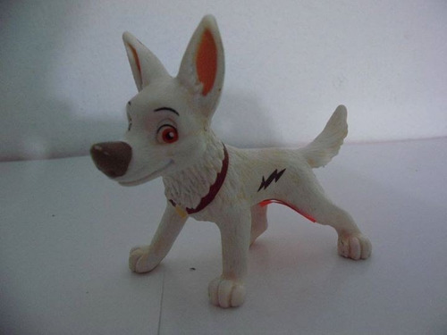 figura disney decopac bolt: west highland white terrier