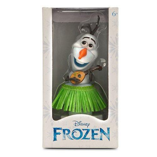 figura disney olaf hula frozen