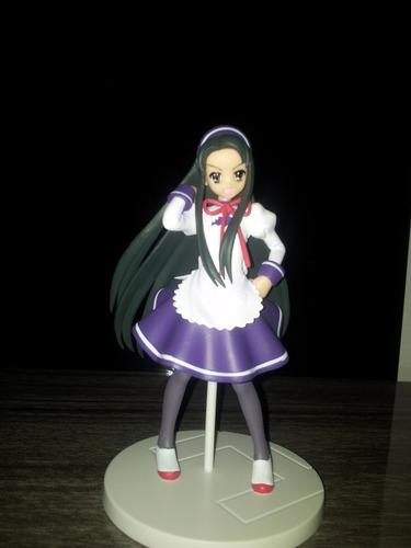 figura do anime suzumiya haruhi no yuutsu - tsuruya-san