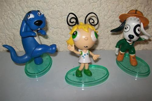 figura doki y sus amigos cotillon torta decoracion