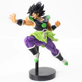 FIGURA BROLY SUPER SAYAJIN GUERRERO LEGENDARIO FIGURE NEW DRAGON BALL