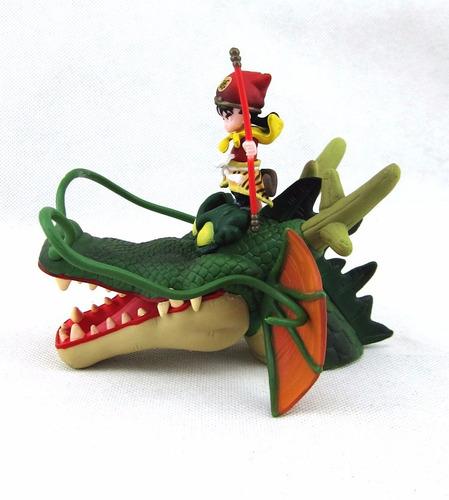 figura dragon ball z gohan y shen long (shenlong) de unifive