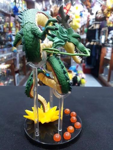 figura dragon ball z shenlong wcf son goku