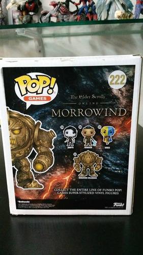 figura dwarven colossus morrowiind funko pop #222